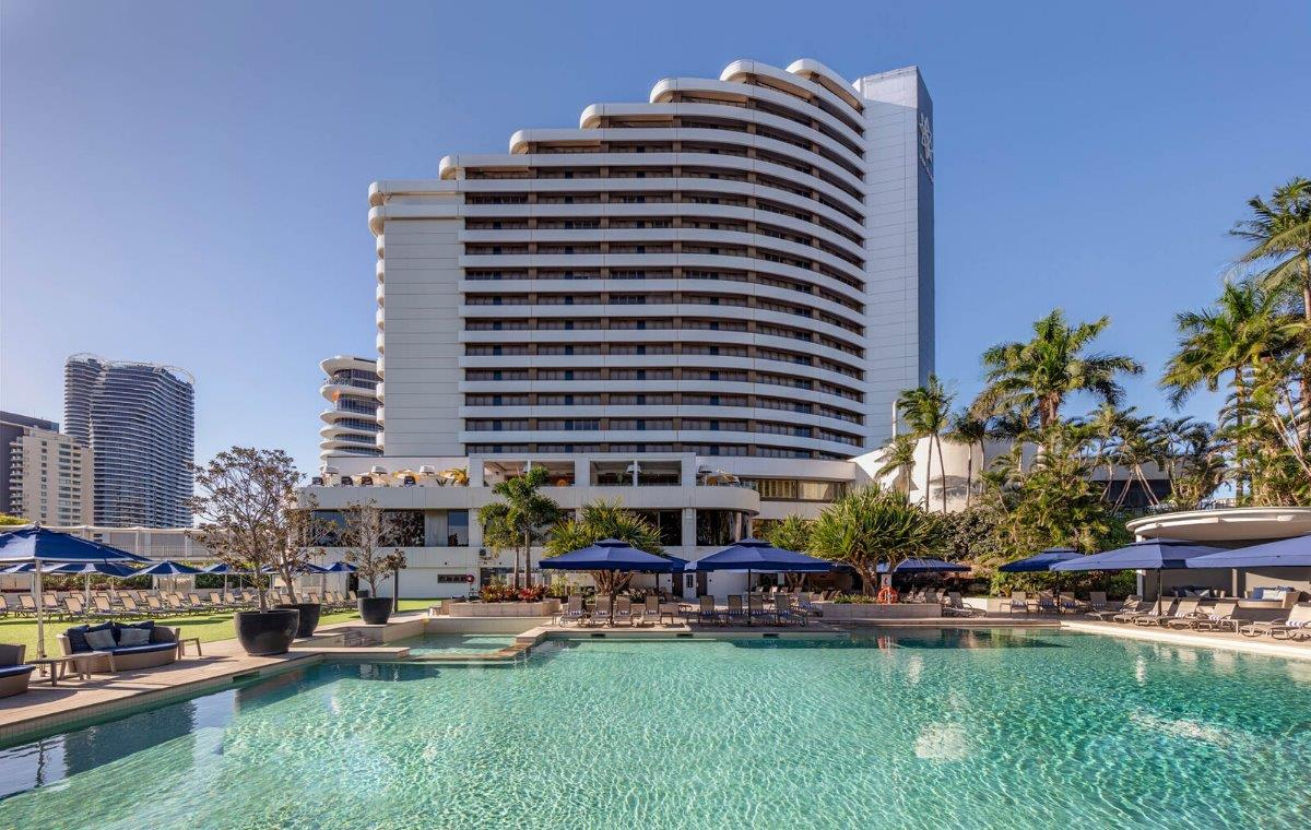 Stay at The Star Gold Coast for Blues on Broadbeach